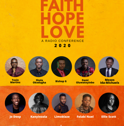 Faith Hope Love Conference 2020,Praiseworld Radio,