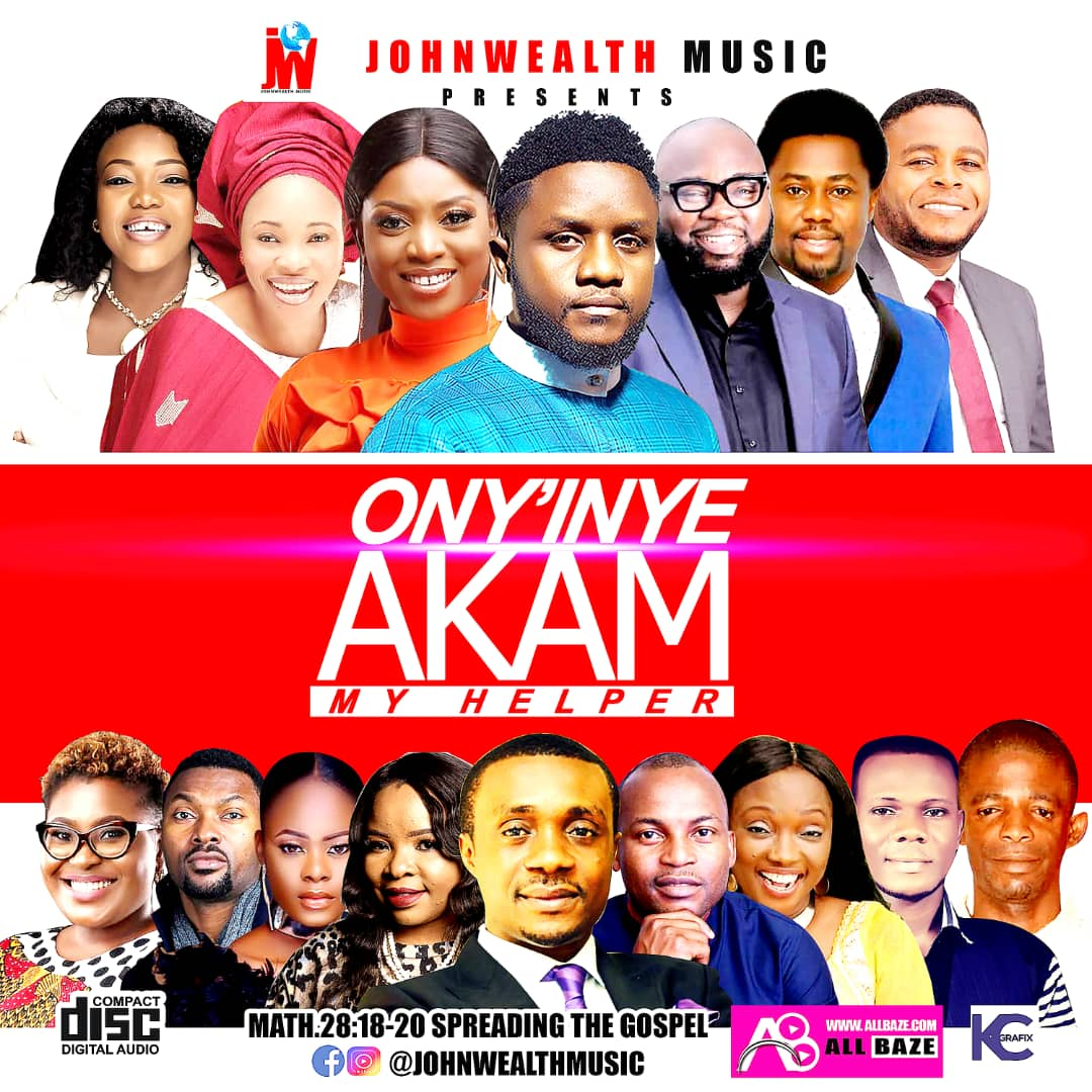 Download Johnwealth Music Latest Mixtape Onyi'nye_akam