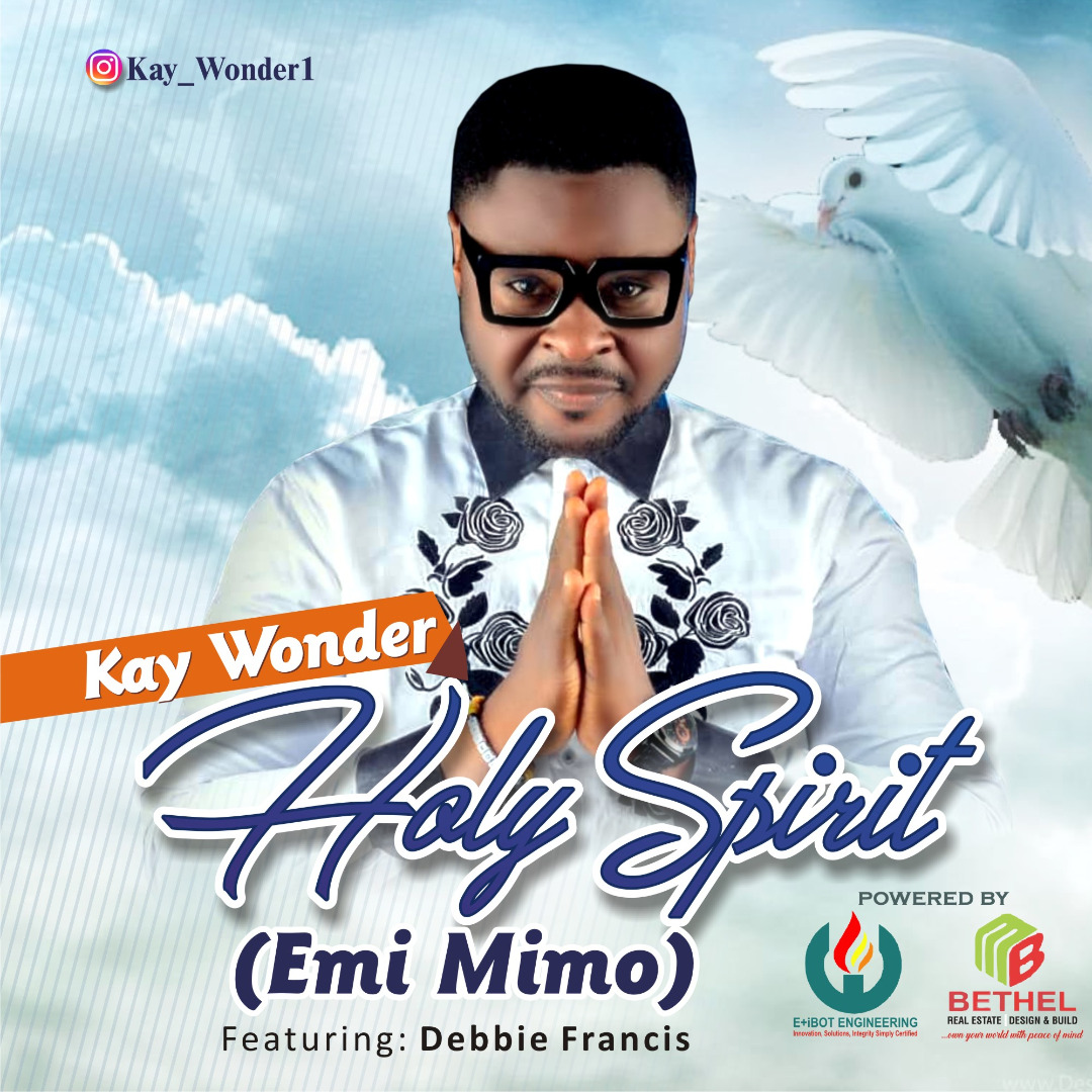 Kay Wonder Holy Spirit