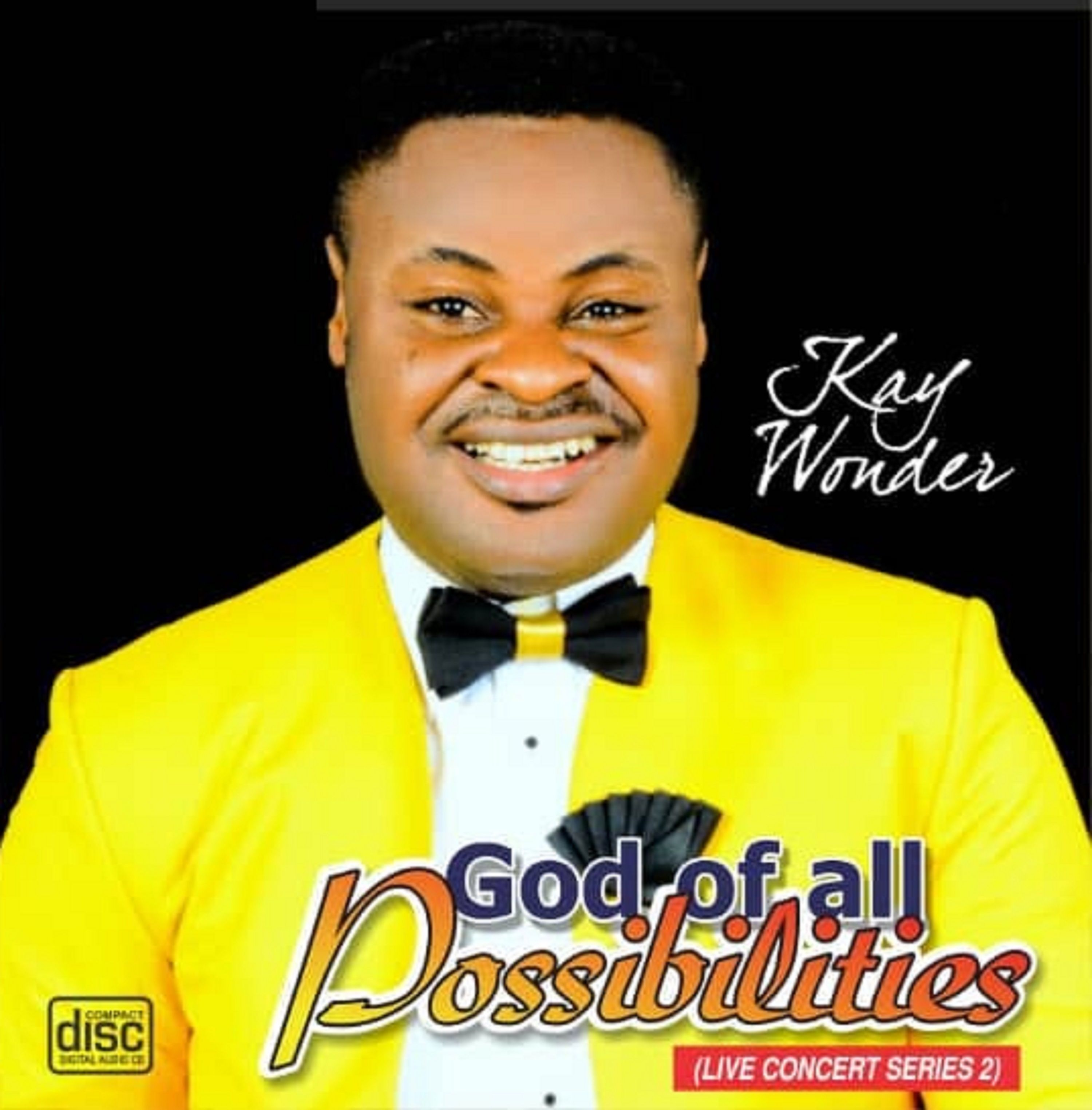 Kay Wonder God of all possibilities