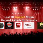 Gospel Record Labels