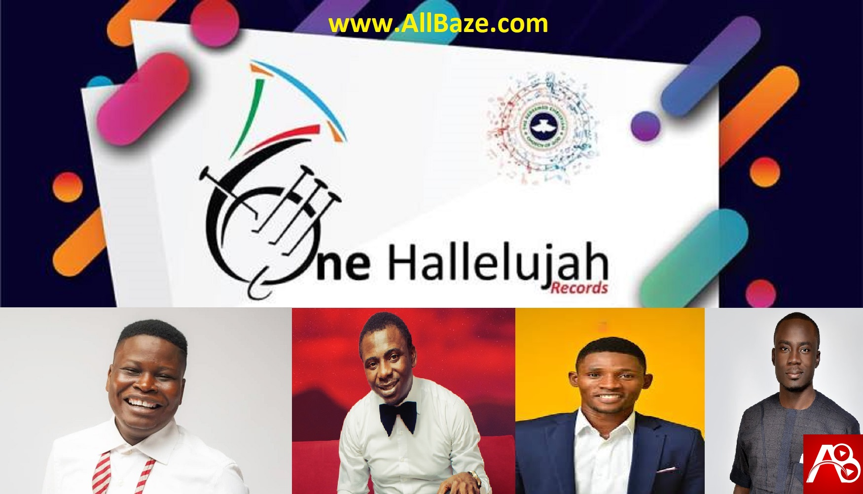 One Hallelujah Records Label Artists