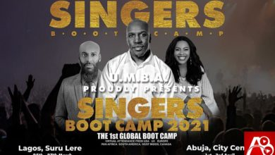 UMBA Proudly Presents The Ultimate Singers Boot Camp 2021 Featuring Isaiah Raymond Dyer, Ccioma & More