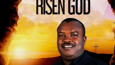 Austin Adigwe The Risen God