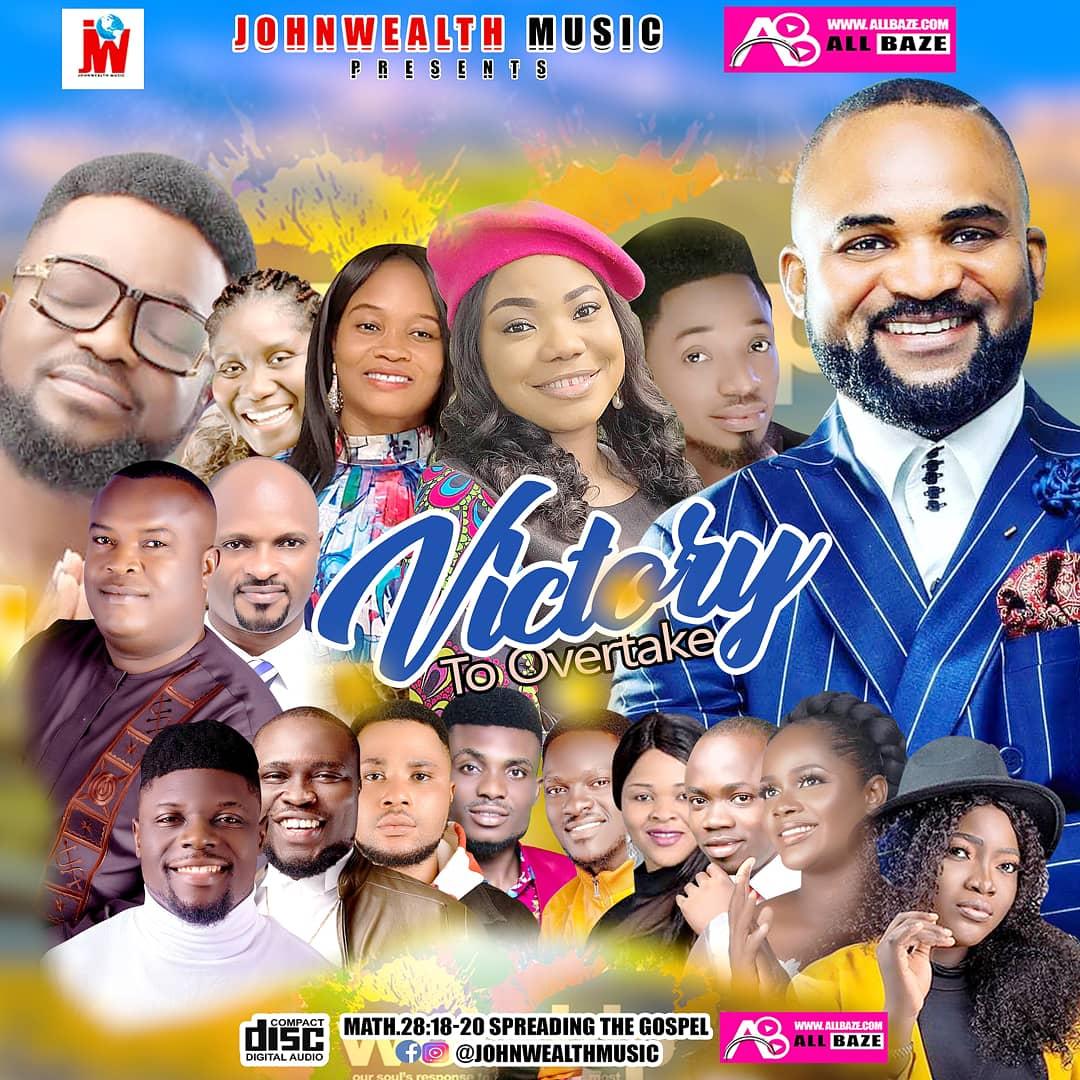 Victory to Overtake Gospel Mixtape