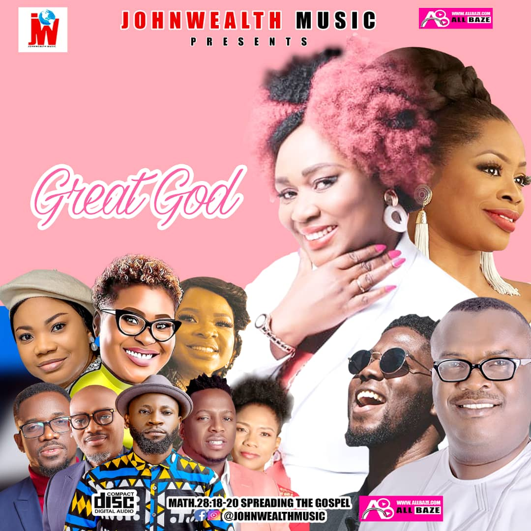Great God Gospel Mixtape