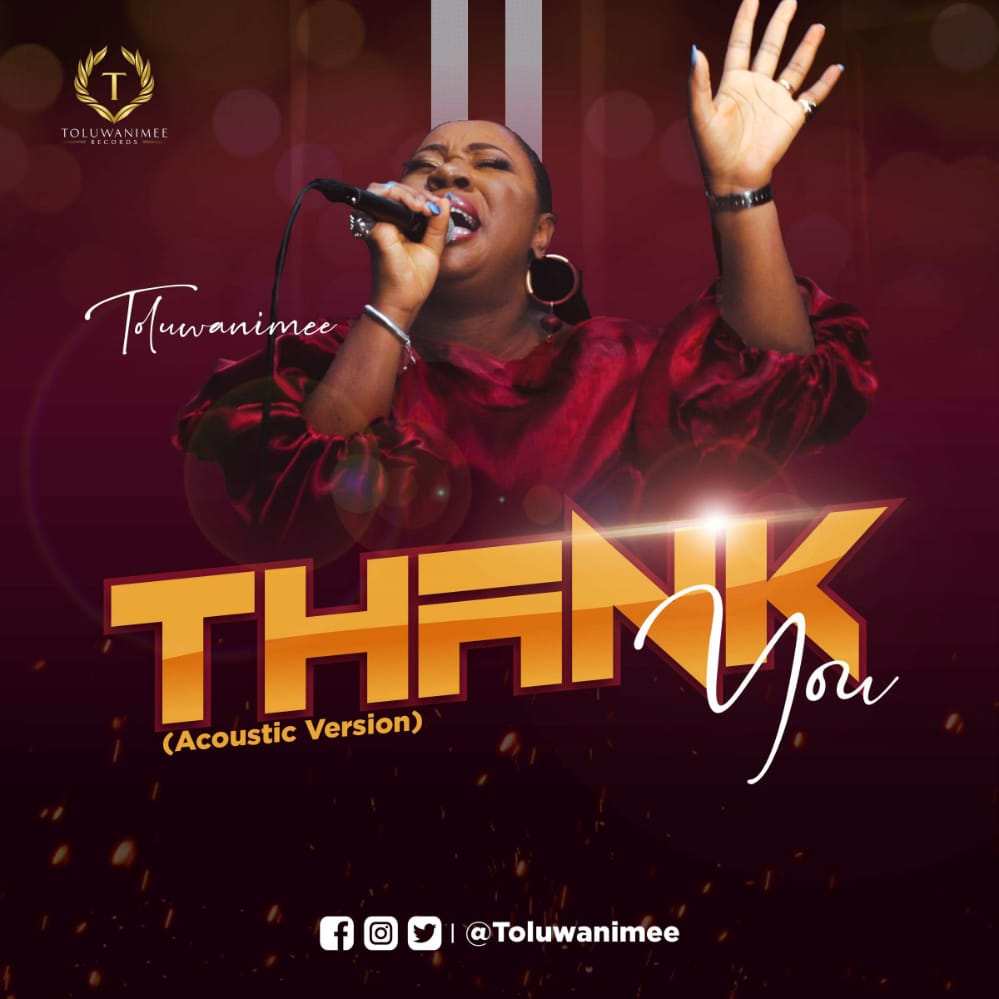 Toluwanimee Thank You